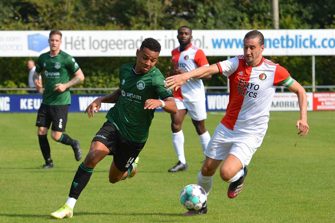 SC Feyenoord verliest van Capelle na bizarre ontknoping