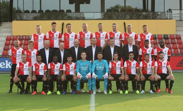 SC Feyenoord speelt drieluik op Varkenoord