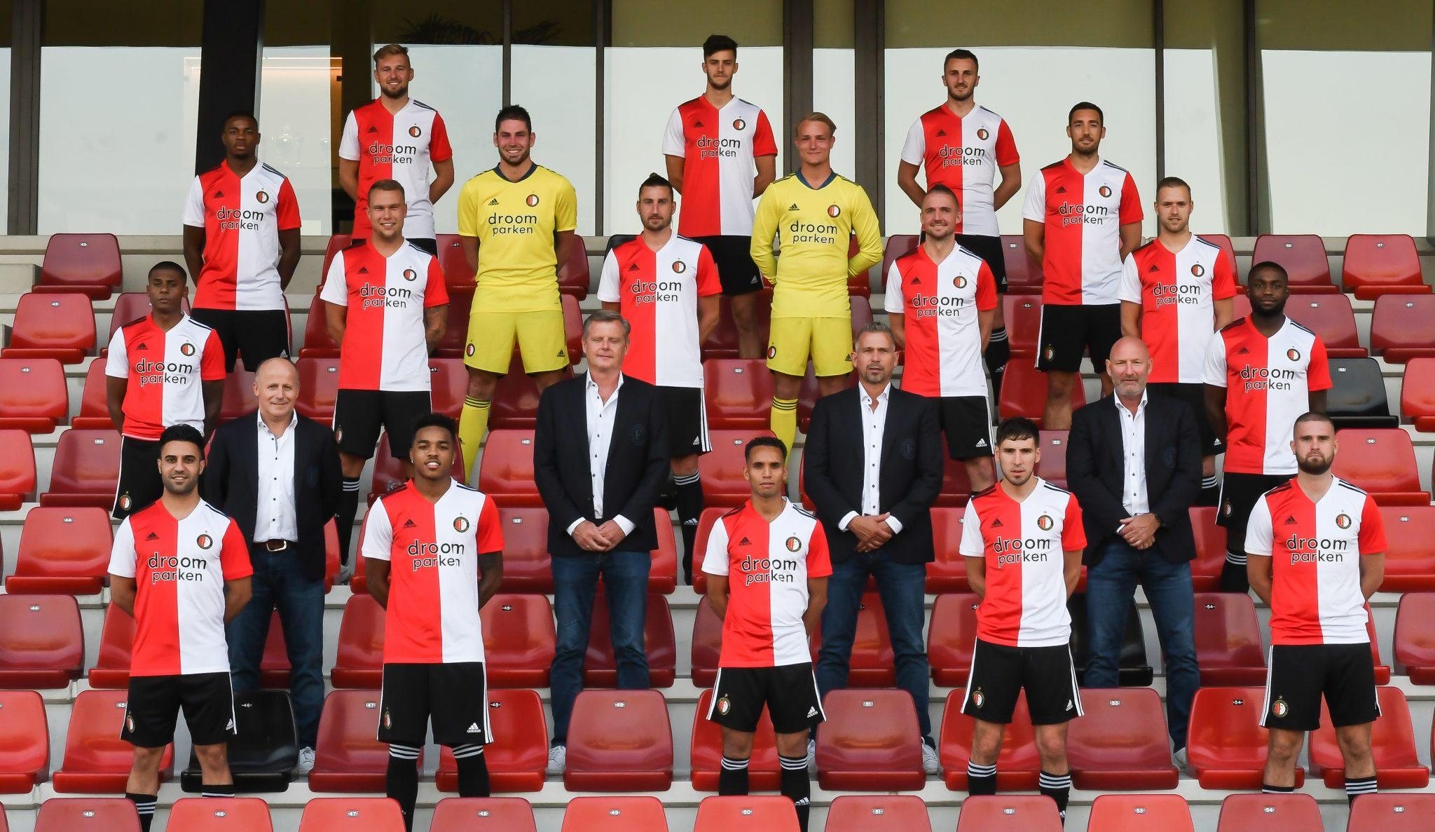 Zestal spelers ook volgend jaar actief bij SC Feyenoord