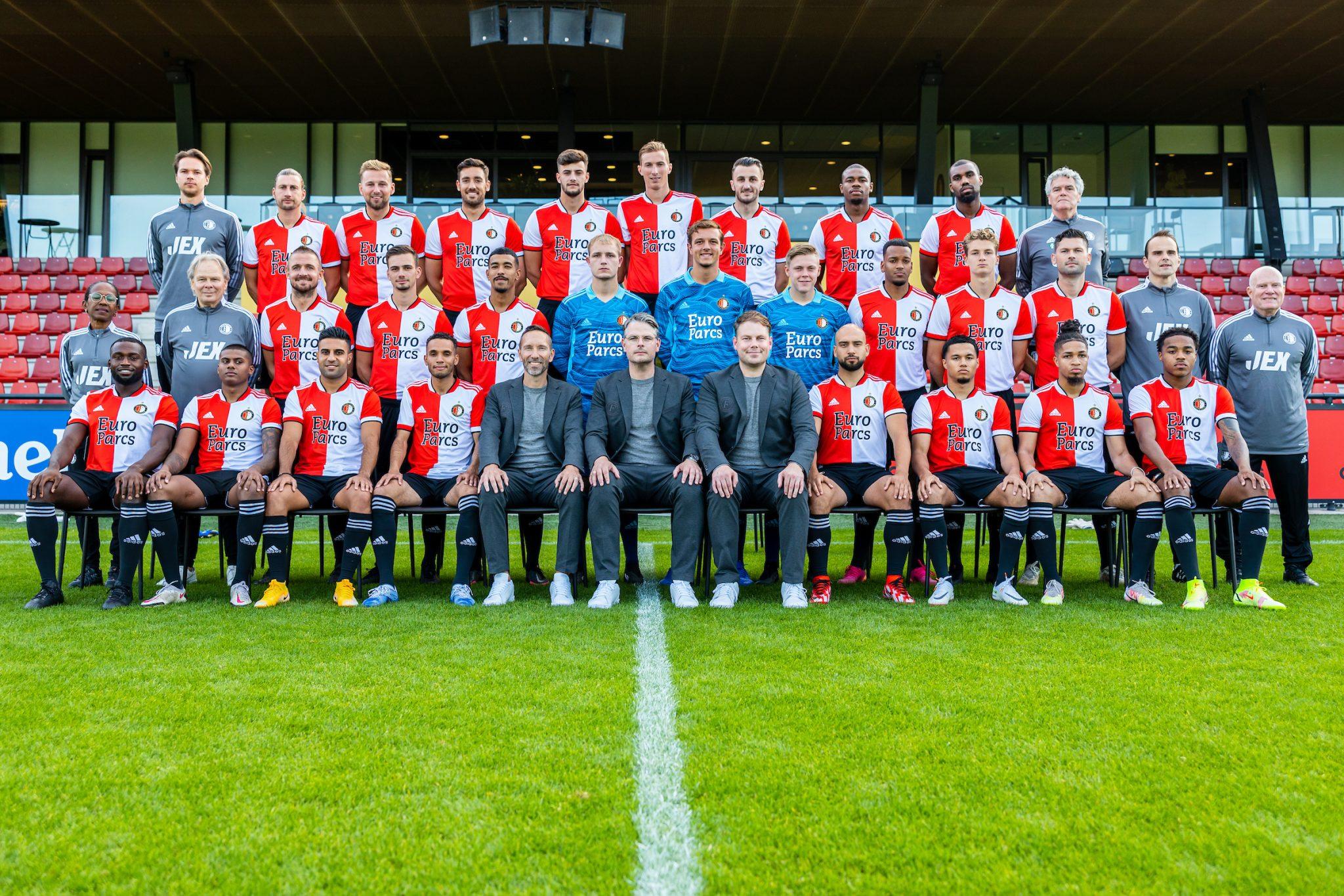 SC Feyenoord zoekt materiaalman